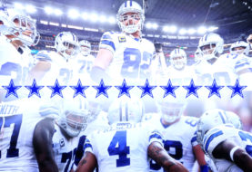 The Dallas Cowboys Are Now 11-1