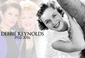 Debbie Reynolds Dies at 84 Years Old