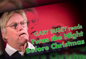"Gary Busey Reads 'Twas the Night Before Christmas"" ... and You Have to Watch It"