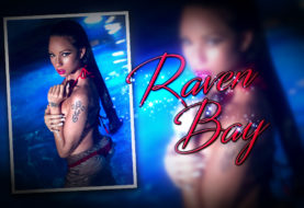 Raven Bay's Second Supermodel Photo Shoot is Her Sexiest Exposure Ever