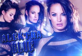Alektra Blue's Very First Supermodel Photo Shoot