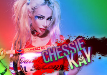 It's the Harley Quinn Edition of the Hump Day Media Watch Starring Chessie Kay