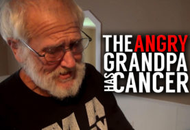 The Angry Grandpa Reveals Cancer Diagnosis
