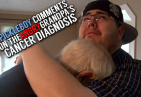 PickleBoy Comments on The Angry Grandpa's Cancer Diagnosis