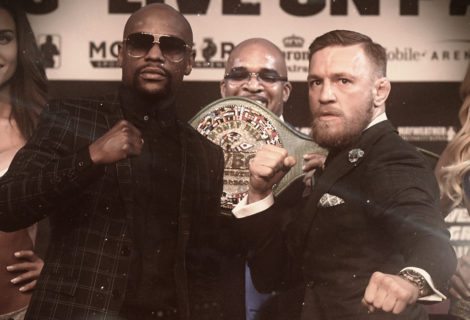 Showtime Presents Highlights of the Final Floyd Mayweather Vs Conor McGregor Pre-Fight Press Conference