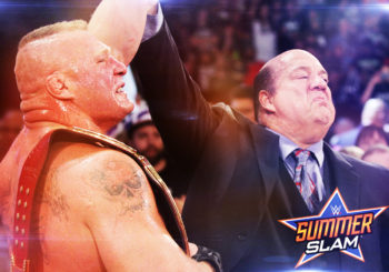Brock Lesnar Pins Roman Reigns to Retain the Universal Championship in the Fatal 4-Way at SummerSlam