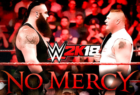 WWE 2K18 Presents No Mercy Preview: Brock Lesnar vs Braun Strowman