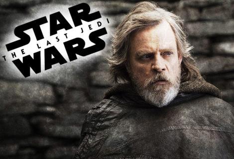 Luke Skywalker Boards the Millennium Falcon in the new Trailer for Star Wars: The Last Jedi