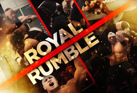 #WWE2K18 Presents Royal Rumble Spoilers