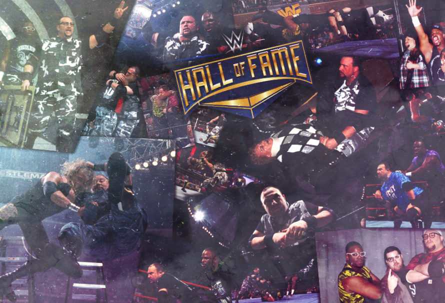 Dudley Boyz To Be Inducted Into WWE Hall of Fame
