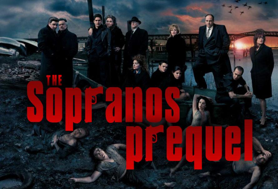 Breaking News on The Sopranos Prequel