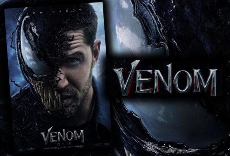 "Tom Hardy Debuts the New Trailer for ""Venom"""