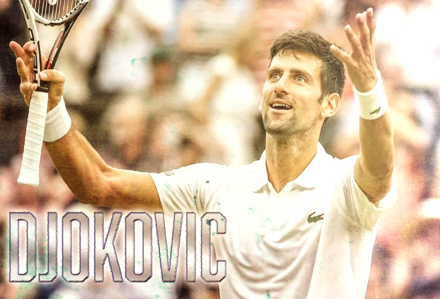 Djokovic is Headed to the Finals at Wimbledon