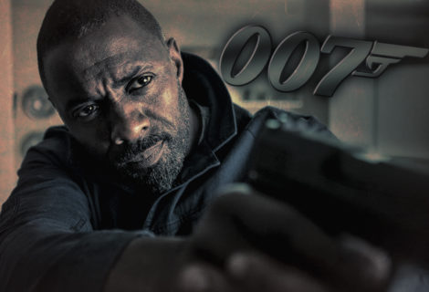 Idris Elba Drives the Internet Wild with 007 Speculation