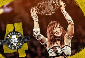 360 Coverage of Kairi Sane Winning the NXT Women's Title from Shayna Baszler