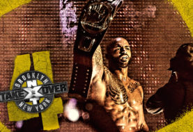 360 Coverage of Ricochet Winning the North American Title from Adam Cole at NXT Takeover: Brooklyn IV