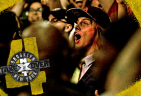 360 Coverage of Matt Riddle Having a Blast at NXT Takeover: Brooklyn IV