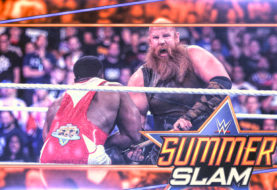 Hustle Photo Book: The New Day Take the Fight to the Bludgeon Brothers at WWE SummerSlam