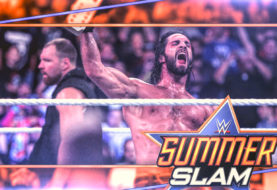 Hustle Photo Book: Seth Rollins Defeats Dolph Ziggler to Regain the Intercontinental Championship at WWE SummerSlam