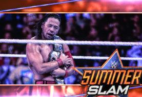 Hustle Photo Book: United States Champion Shinsuke Nakamura Defeats Jeff Hardy at WWE SummerSlam