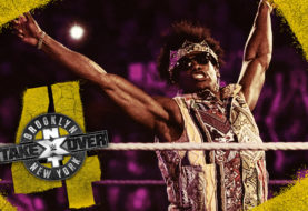 360 Coverage of Velveteen Dream vs EC3 at NXT Takeover: Brooklyn IV