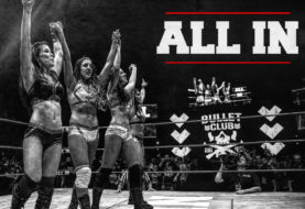 Hustle All-In Photo Book: Exclusive Photos of Tessa Blanchard's Huge Victory in the Fatal Four-Way Match