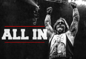Hustle All-In Photo Book: Exclusive Photos of Kenny Omega vs Penta El Zero and the Chris Jericho Surprise Attack