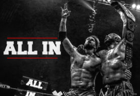 Hustle All-In Photo Book: Exclusive Photos of Jay Lethal Defending the ROH Title Against Flip Gordon
