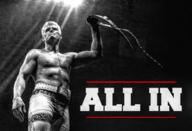 Hustle All-In Photo Book: Exclusive Photos of Cody Rhodes Winning the NWA Title From Nick Aldis