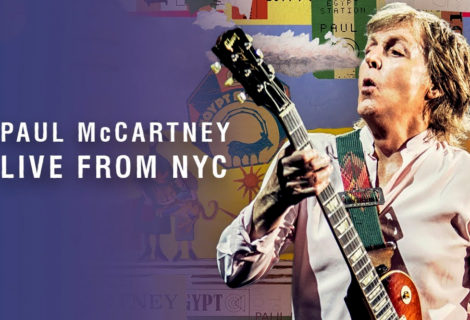 Paul McCartney Plays Surprise Show at Grand Central Station
