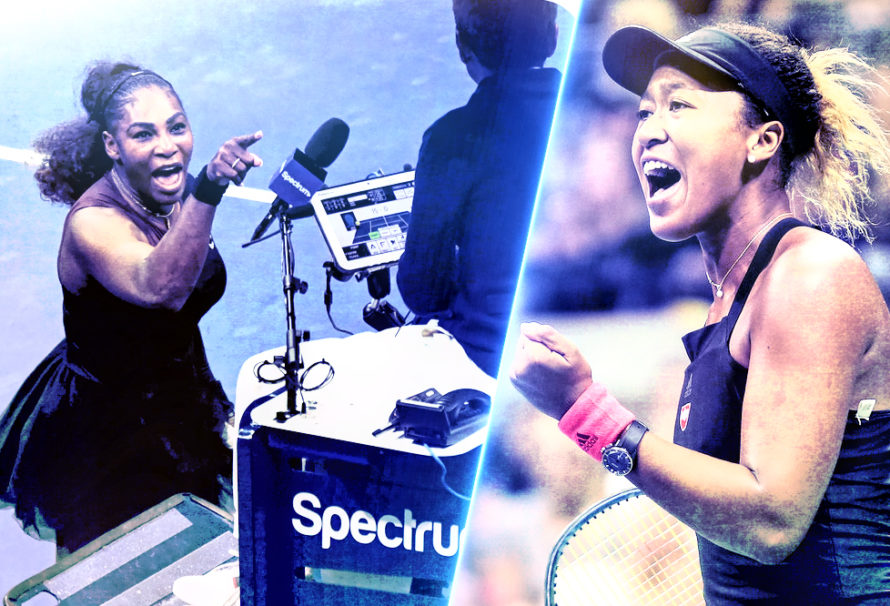 Naomi Osaka Wins US Open Women's Title But All Eyes Are on Serena Williams' Emotional Outburst