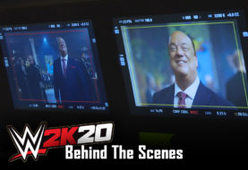 "Behind The Scenes of WWE 2K20's ""Cocktail Party"" Commercial"