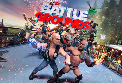 Paul Heyman Introduces You to WWE 2K Battlegrounds