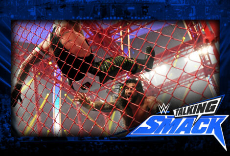 WWE #TalkingSmack: Paul Heyman Celebrates Roman Reigns' Victory Over Rey Mysterio