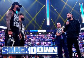 WWE Smackdown: Roman Reigns Demands Jimmy Uso Acknowledge Him