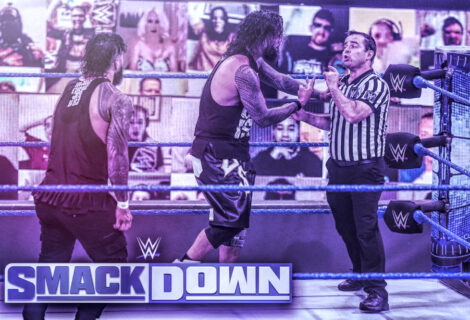 WWE Smackdown: Trouble in the Tribe as the Mysterios Beat the Usos