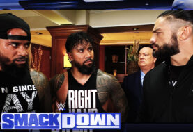 WWE Smackdown: Roman Reigns Tells the Usos to Make it Right