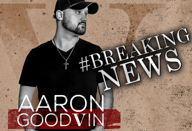 """Reviver Music's Aaron Goodvin Releases """"V"""""""