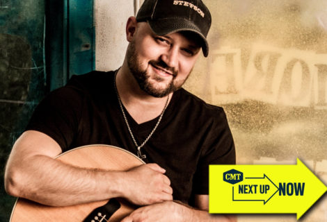 Aaron Goodvin Featured on CMT Next Up Now
