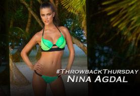 #ThrowbackThursday Worships Supermodel Nina Agdal