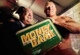 Behind the Scenes of Brock Lesnar Winning the WWE Money in the Bank Contract