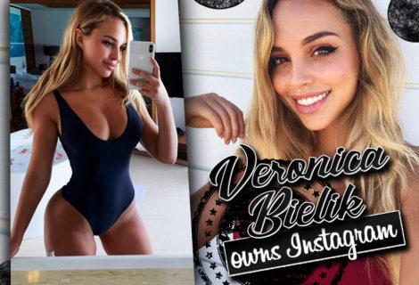 Veronica Bielik Owns Instagram