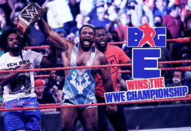 BIG E Cashes in Money in the Bank Contract, Wins WWE Title From Bobby Lashley on RAW
