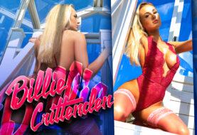 #HBFW: Billie Crittenden Makes Her #HustleBootyTempTats Debut During #HustleBootyFashionWeek