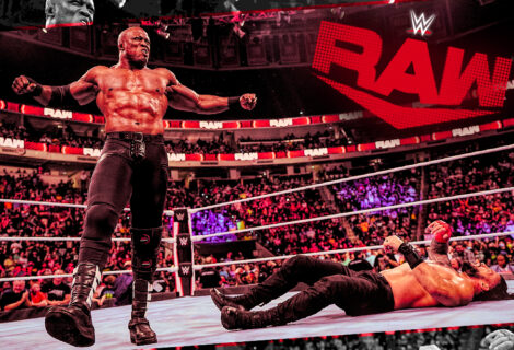 The Bloodline Reigns Supreme Over The New Day ... but Bobby Lashley is the All Mighty on RAW
