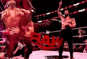 Roman Reigns Shows Up Once, Wins Twice, Wrecks Everyone and Leaves