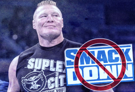 Brock Lesnar Quits Smackdown, Heading to RAW Looking for Rey Mysterio