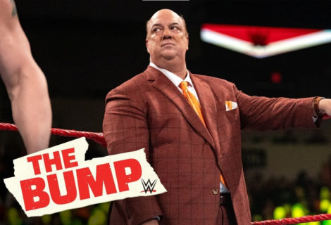 Paul Heyman Pulls His Car Over on the Side of the Road, and Rips into WWE's The Bump
