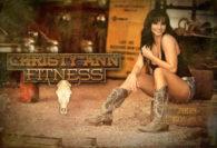 #HustleBootyFashionWeek Comes to Ghost Town: Christy Ann Fitness