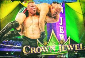 Brock Lesnar Conquers Cain Velasquez